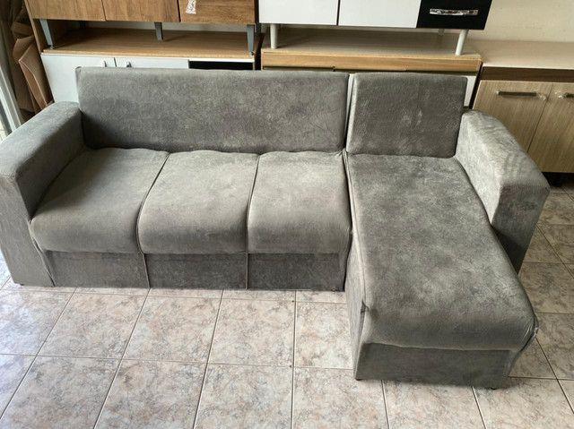Sofá com Chaise - Foto 3
