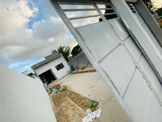 Casa com 3 dormitórios + um excelente QUINTAL!! Última unidade  - Foto 3