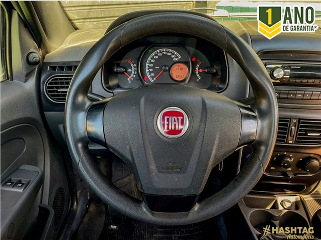 Fiat Strada 2018 1.4 mpi hard working ce 8v flex 2p manual - Foto 6
