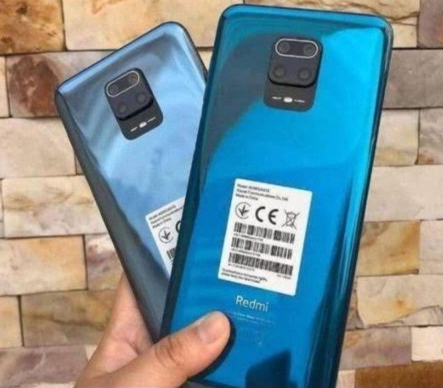 Note 9s, 64Gb, azul e preto. - Foto 3