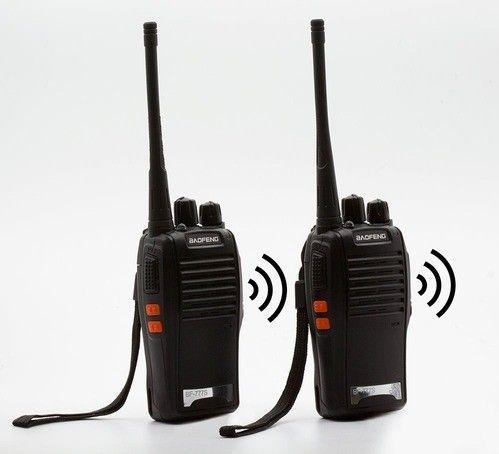 Par De Radios Comunicador 777 Ht Uhf 16 Canais Profissional - Foto 4