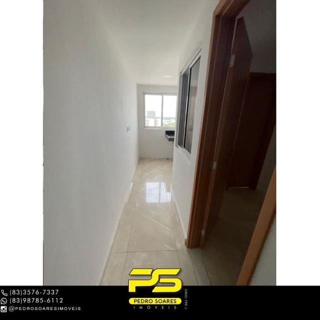 Apartamento com 3 dormitórios para alugar, 190 m² por R$ 6.200/mês - Altiplano Cabo Branco - Foto 10