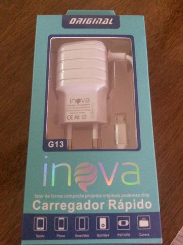 Carregador turbo 3.1amp