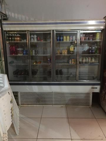 Freezer 4 portas