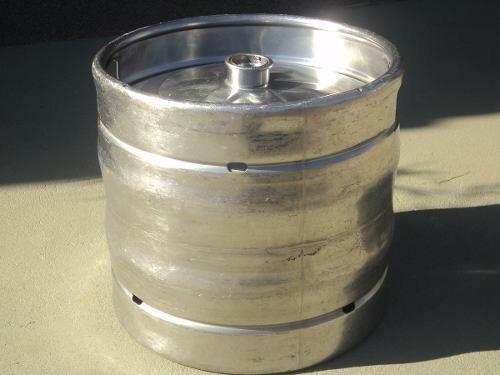 Barril De Chopp 30 Litros- Aço Inox