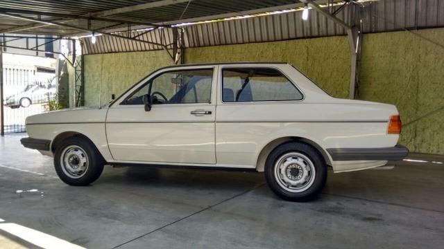 Vw - Volkswagen Voyage LS Placa Preta Original - Foto 9