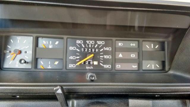 Vw - Volkswagen Voyage LS Placa Preta Original - Foto 10