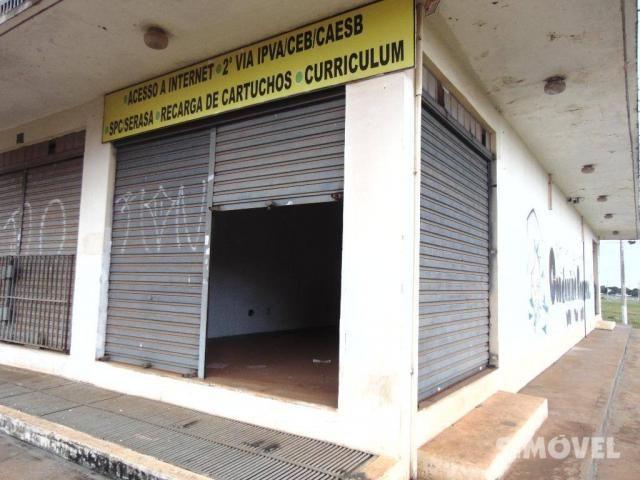 Loja comercial para alugar em Ceilândia centro, Ceilândia cod:LO0010