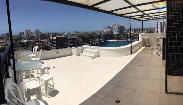 Cobertura residencial à venda, Farol, Maceió.
