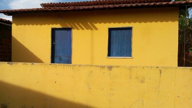 Casa com terreno - 02 Lotes