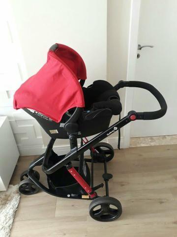 Carrinho de bebê completo-Safety 1st