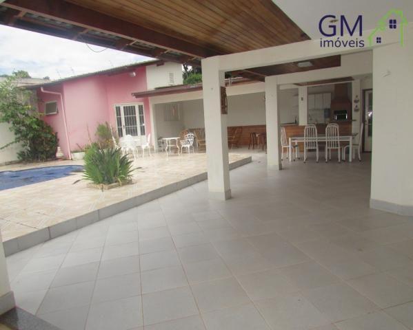Casa de condomínio para alugar com 5 dormitórios cod:GM1390 - Foto 9