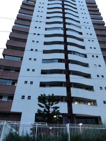 AP0279 - Apartamento 126m², 3 Suítes, 3 Vagas, Ed. Atlantes II, Joaquim Távora, Fortaleza