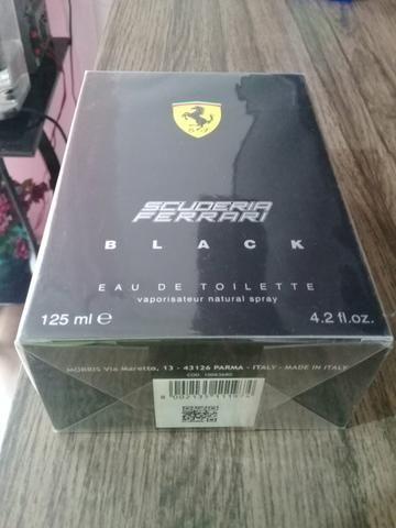 Ferrari Black 125ml novo original São Caetano do Sul Sp