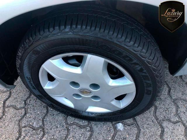Gm - Chevrolet Prisma Joy 1.4 Flex + GNV - Foto 4