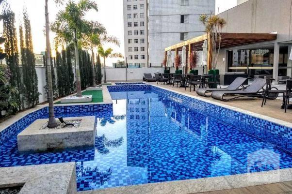 Apartamento à venda com 3 dormitórios em Grajaú, Belo horizonte cod:250098 - Foto 19
