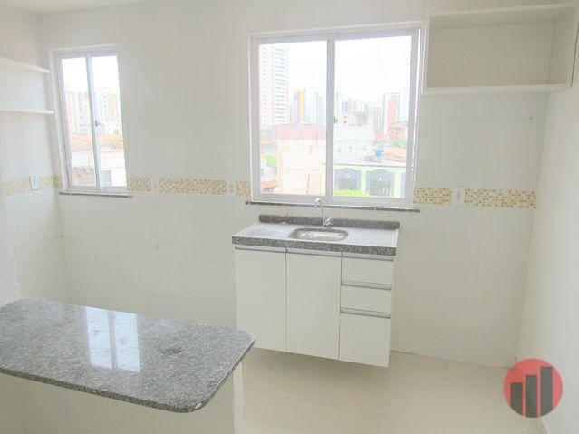 Kitnet com 1 dormitório para alugar, 30 m² por R$ 850/mês - Varjota - Fortaleza/CE - Foto 7