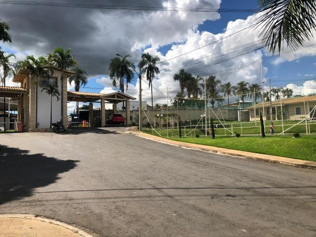 Venha Morar em Condominío fechado com custo Barato Casa 3/4 suite 2 garagem Lazer Completo - Foto 17