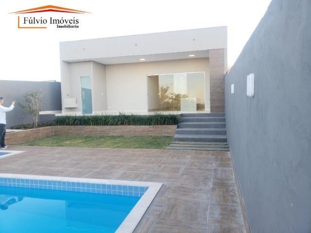 Maravilhosa casa aos pés do Park Way, 3 quartos, churrasqueira e piscina! - Foto 19
