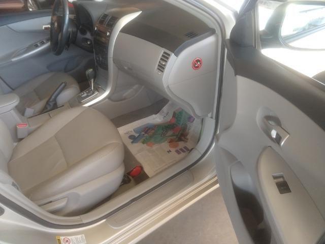 Corolla XEI - TOP - Analiso Trocas - Impecável - Foto 5