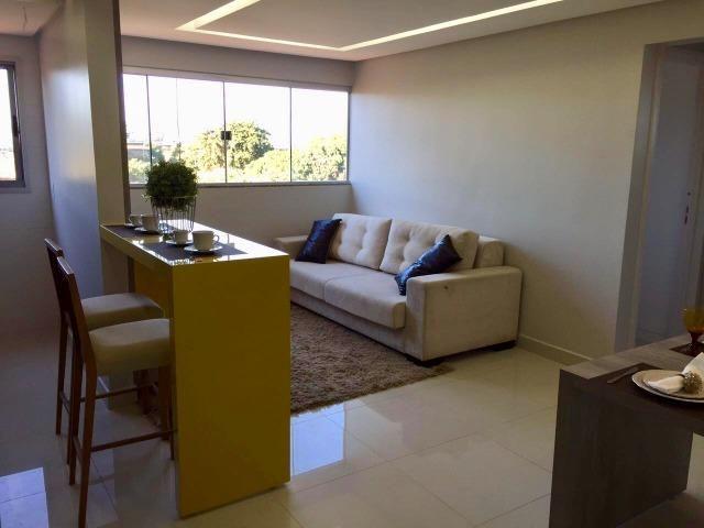 Venha Morar em Condominío fechado com custo Barato Casa 3/4 suite 2 garagem Lazer Completo - Foto 16