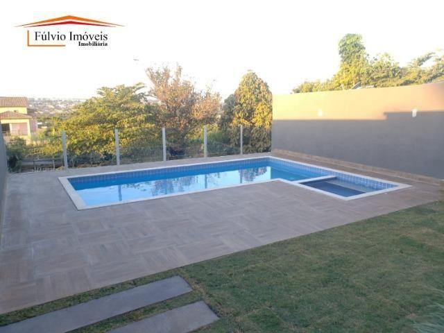 Maravilhosa casa aos pés do Park Way, 3 quartos, churrasqueira e piscina! - Foto 15