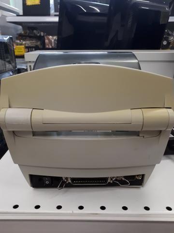Impressora de etiqueta Zebra DA402 cabo paralelo - Foto 4
