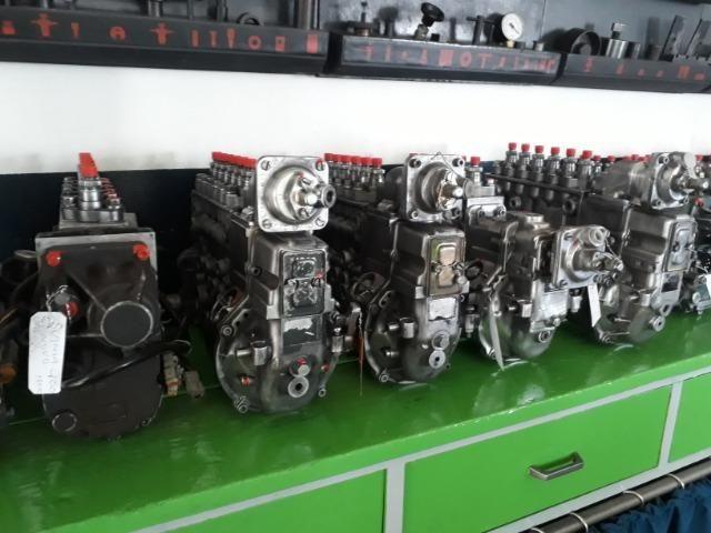 Bombas injetoras diesel, unidades eletronicas, comom rail , reeparação e conserto - Foto 7