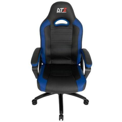 Cadeira DT3 Sports GTX Gaming Black/Blue - Loja Fgtec Informática