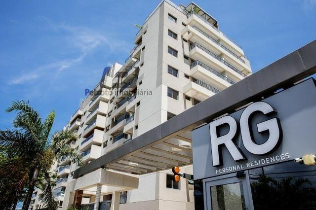 Rg Personal 2 quartos, 2 suítes e 3 quartos com lazer completo no Recreio - Foto 19
