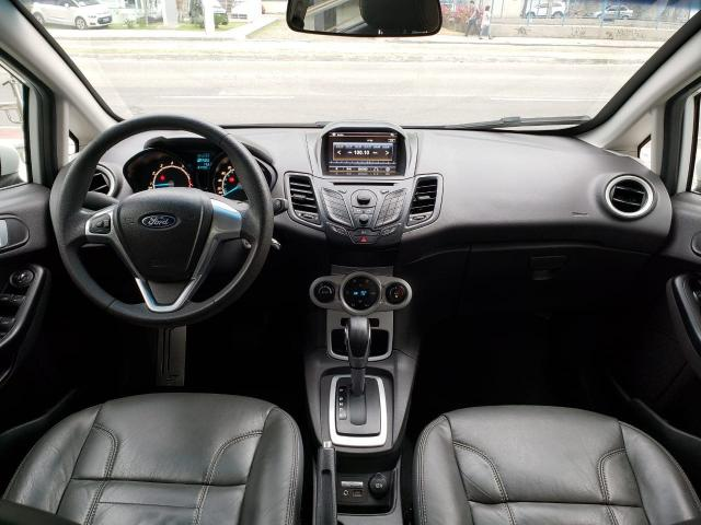 Ford fiesta 2015 1.6 se hatch 16v flex 4p powershift - Foto 8