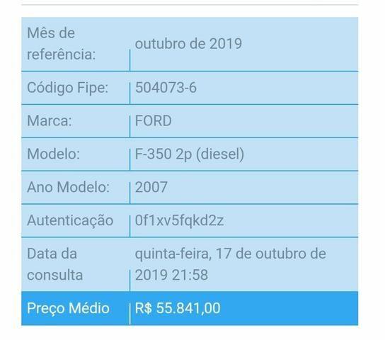 Oportunidade f350 2007 - Foto 3