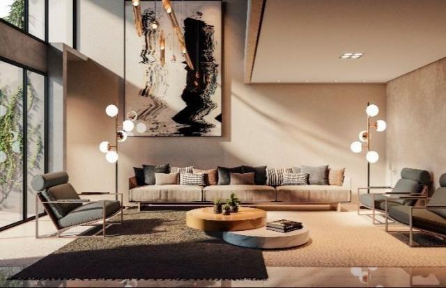 Lindo apartamento 01 suíte + 01 dormitório   próximo a recreativa da embraco   entrada par - Foto 4