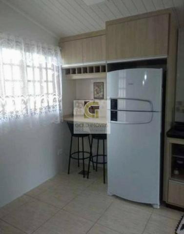 G. Casa com 2 dormitórios à venda, Residencial Santa Paula Jacareí/SP - Foto 4