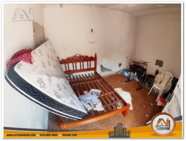 Terreno à venda, 396 m² por R$ 500.000,00 - Vila União - Fortaleza/CE - Foto 5