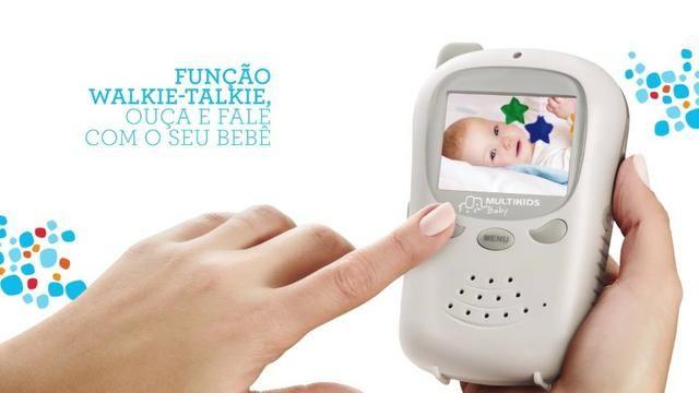 Babá Eletrônica Digital com Câmera - Foto 4