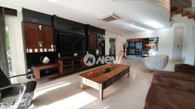Casa com 4 dormitórios à venda, 506 m² por r$ 2.300.000,00 - lomba grande - novo hamburgo/ - Foto 19