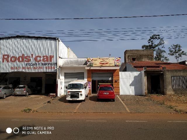 Loja comercial para alugar em Jardim europa, Uberlândia cod:876292