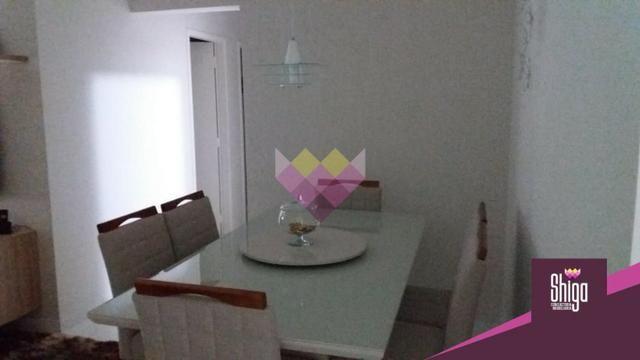 Lindo apartamento 03 dormitórios - Floradas - REF0218 - Foto 4