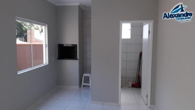 Apartamento novo no bairro nereu ramos em jaraguá do sul. - Foto 3