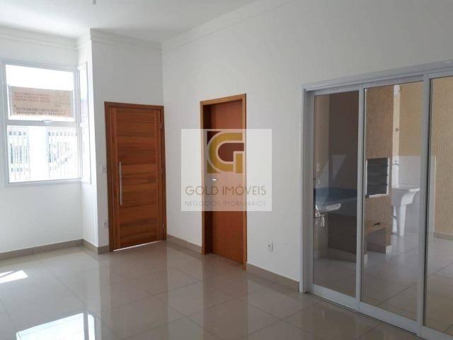 G. Casa com 3 dormitórios à venda, Villa Branca - Jacareí/SP