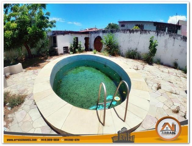 Terreno à venda, 396 m² por R$ 500.000,00 - Vila União - Fortaleza/CE - Foto 3