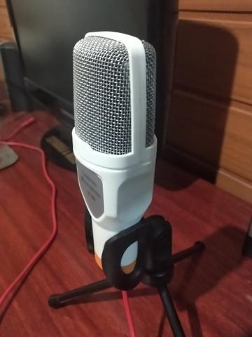 Microfone Condensador SF-666 - Foto 2