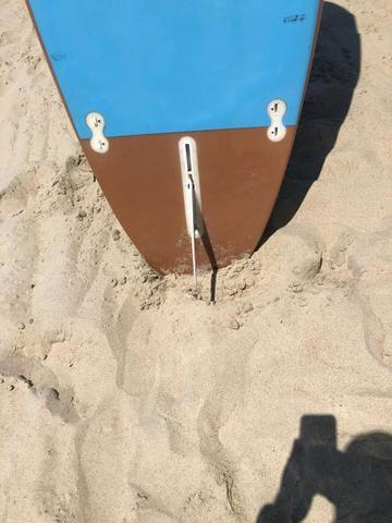 Longboard ou stand up iniciantes aceito cartão - Foto 3