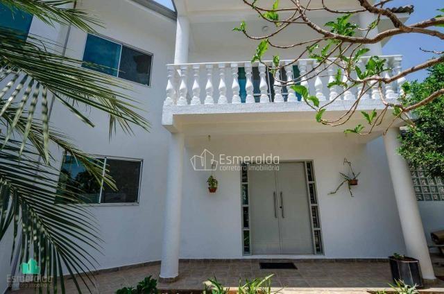 Casa com 5 suítes em condomínio. aceita permuta por apartamento. linda vista para um vale  - Foto 4