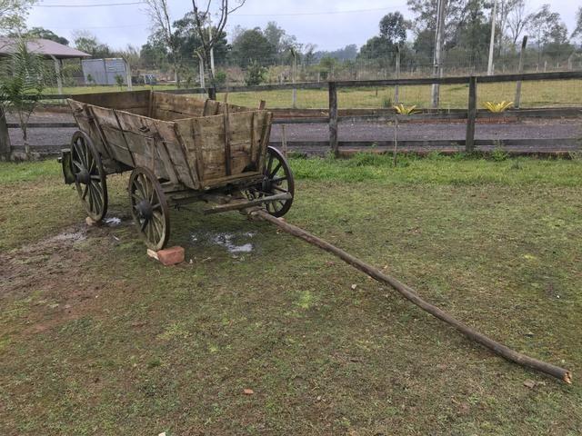 Carroças antiga - Foto 4
