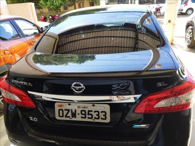 NISSAN SENTRA 2.0 SL 16V FLEX 4P AUTOMÁTICO - Foto 4