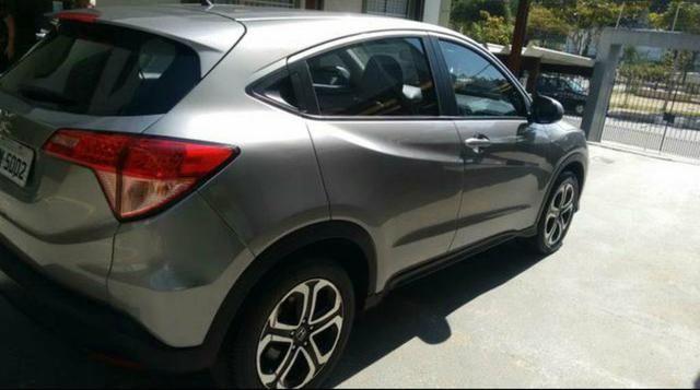 Honda Hr-v 1.8 Lx flex 4p automática_2016_impecável - Foto 8