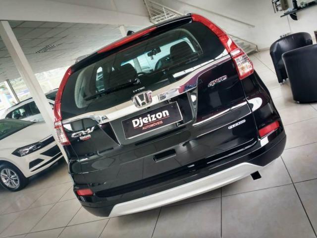 Honda CRV EXL 2.0 4X4 FLEX AUTOMÁTICA  - Foto 13