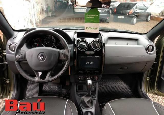 Renault Duster Oroch Dynamique 2.0 FLEX 16V AUT. - 2017 - Foto 12